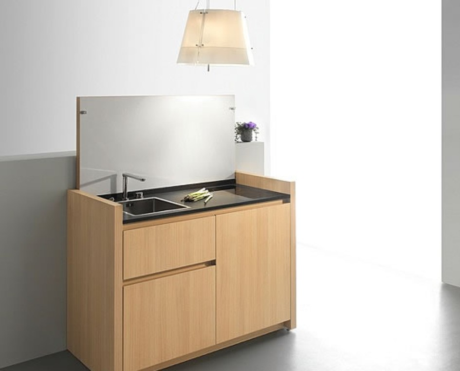 A Small Space Kitchen that is Not an Eyesore - LifeEdited