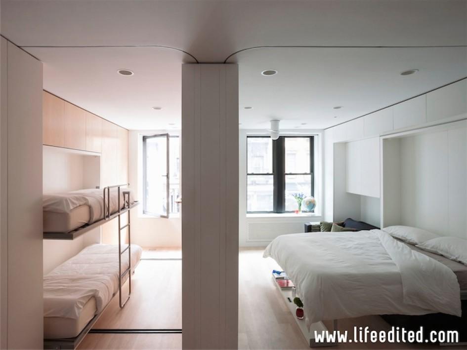 Moving Wall Makes Rooms and Sense - LifeEdited