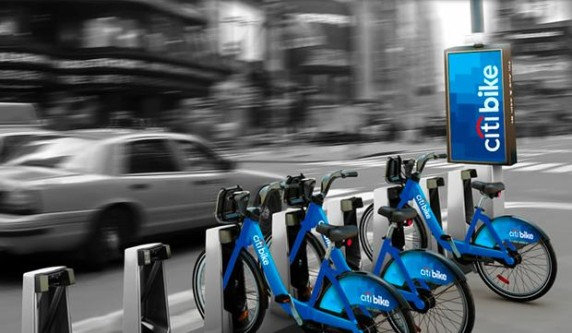 10,000 Public Bikes are Coming to NYC this Month
