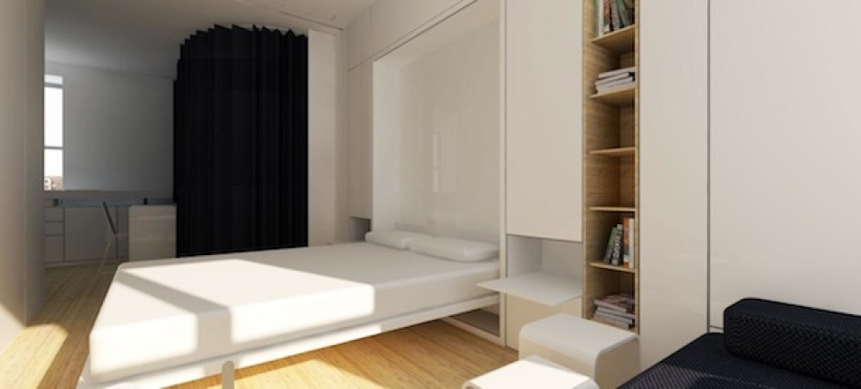 8 Tips For Making Your Own Micro Apartment