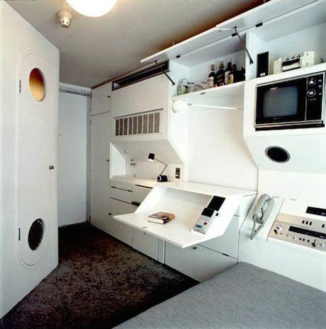 nakagin-interior