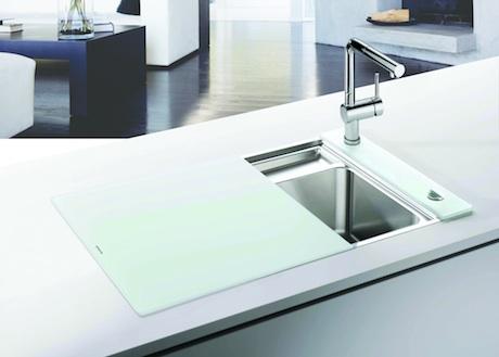 Delicieux Blanco Crystalline Sink