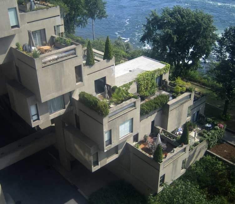 Habitat 67 and the future of edited architecture lifeedited for Habitat 67 architecture