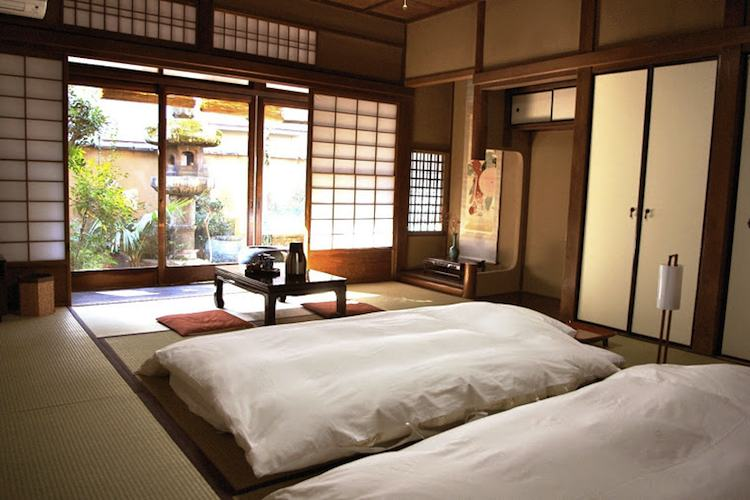 Japanese Zen Bedroom: See The Future In Ancient Japanese Architecture