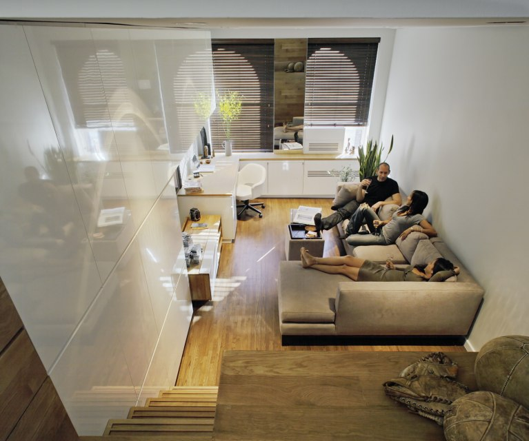 500 Square Feet Of East Village Form And Function
