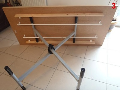 Convertible-table