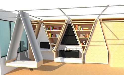 Sva Students Take On Micro Apartment Design Lifeedited