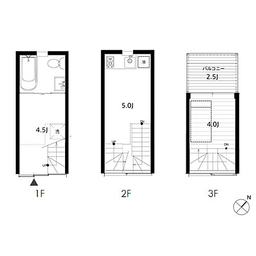 It s official japanese small apartments are world s for Small apartment layout plans