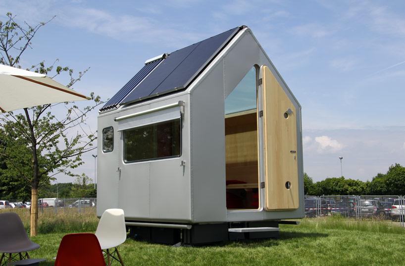 Renzo Piano Makes Micro Modern Lifeedited
