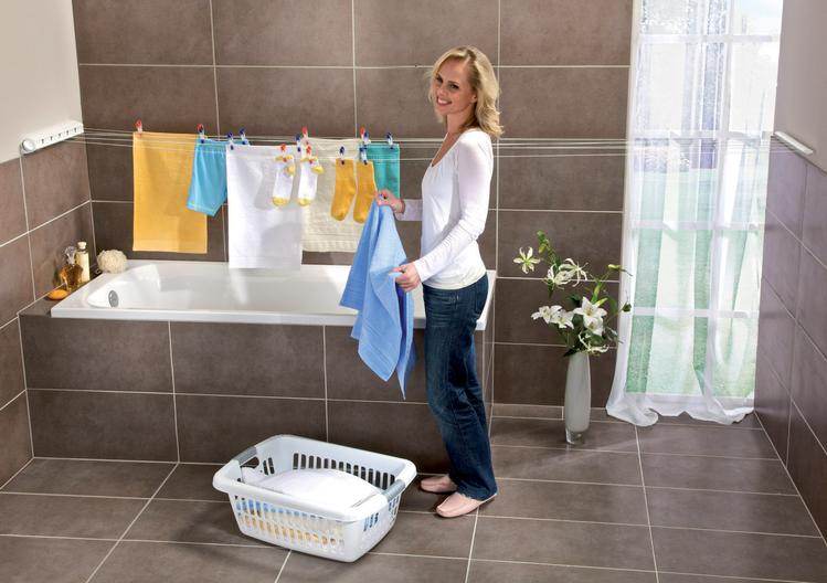 Clothes Drying On A Clothesline ~ Ways to dry clothes that don t blow lifeedited