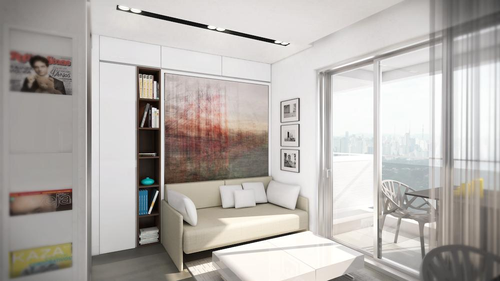 Micro Apartments In Brazil Lifeedited