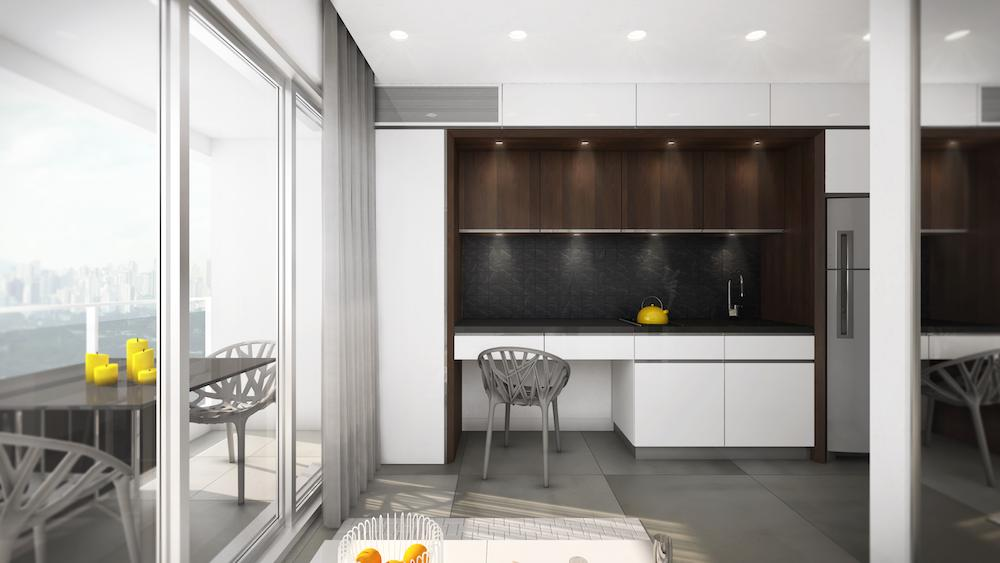 Micro-apartments in Brazil, LifeEdited ...