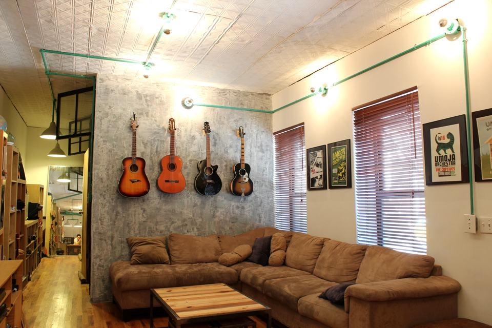 Because. Brooklyn Man Turns Studio Into Two Bedroom Apartment   LifeEdited