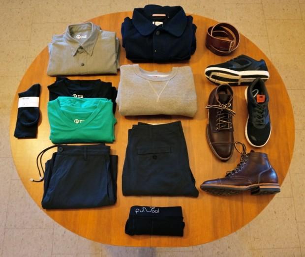 The 10 Item Wardrobe Challenge Lifeedited