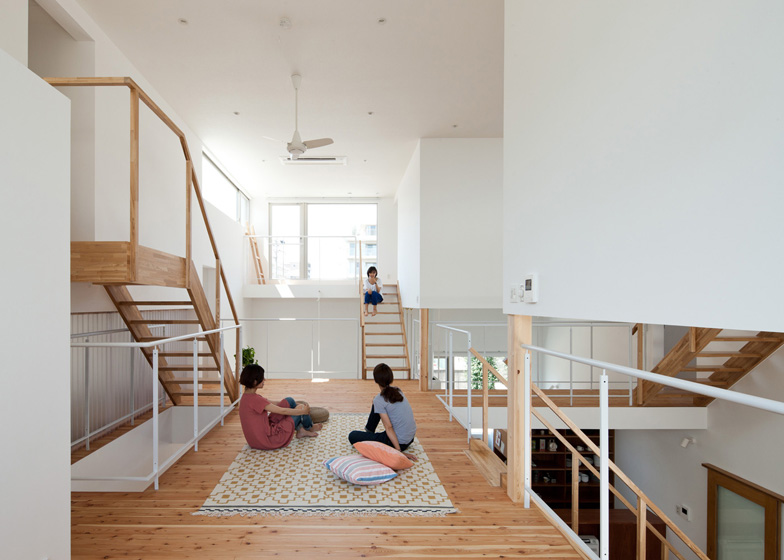A thoroughly modern take on shared housing lifeedited for Architecture mezzanine