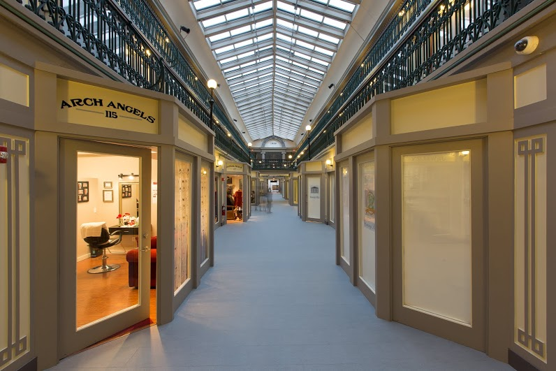 US's Oldest Mall Opens Up as Micro-Apartment Complex ...