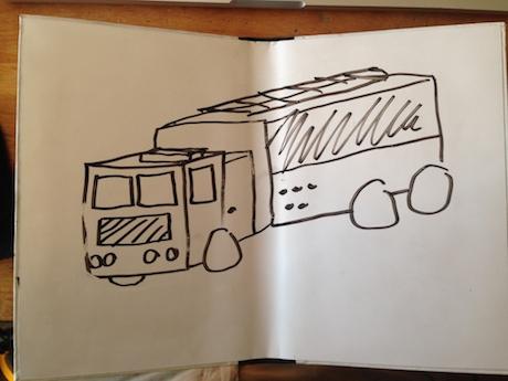 betabook-fire-truck