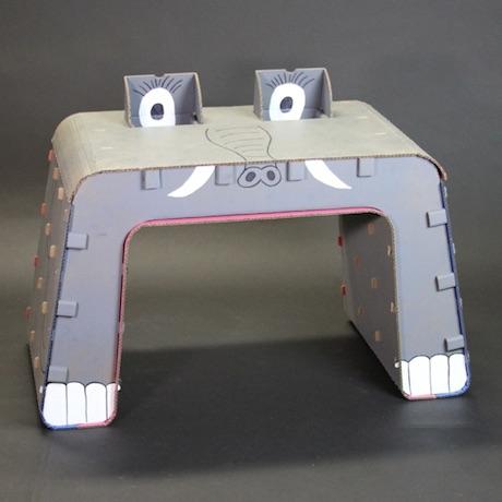 Elephant Desk