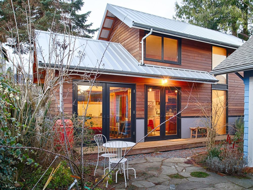 The house behind house lifeedited for Tiny backyard houses