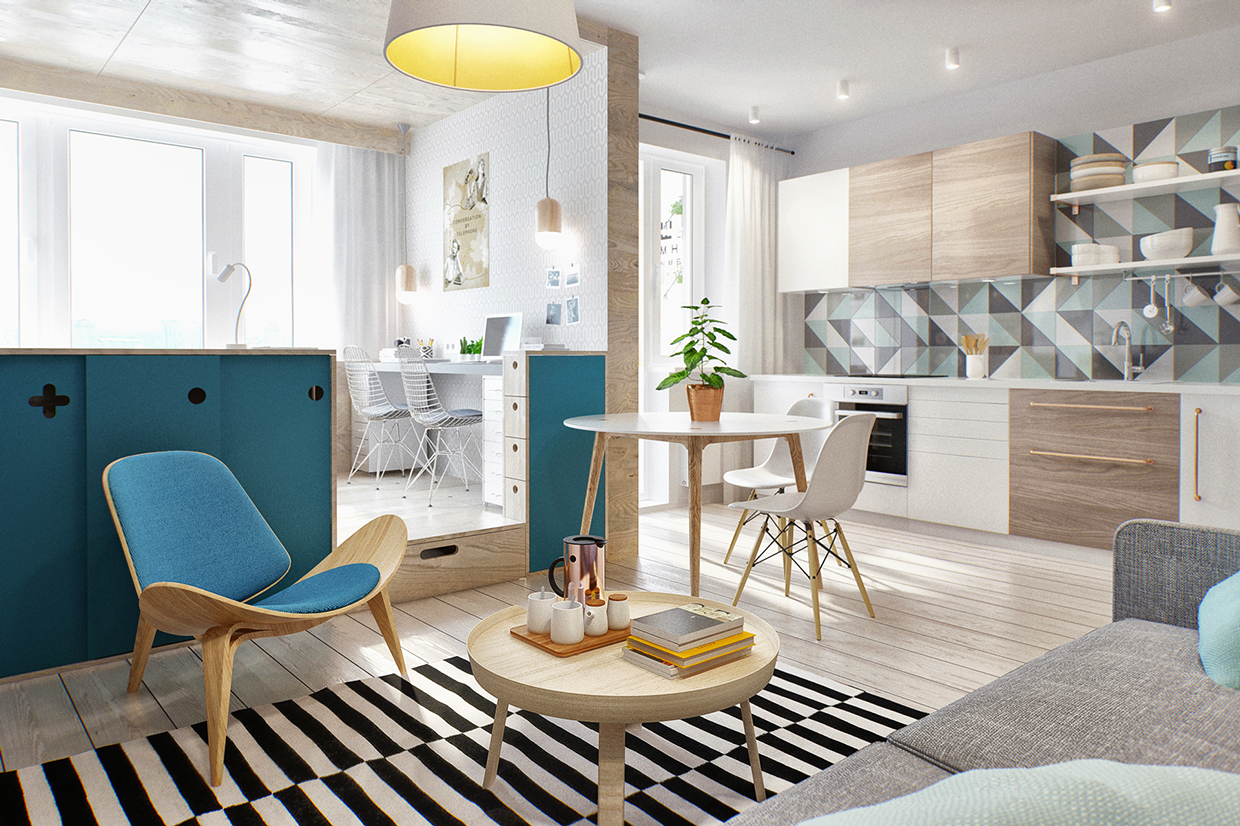 compact colorful russian flat lifeedited