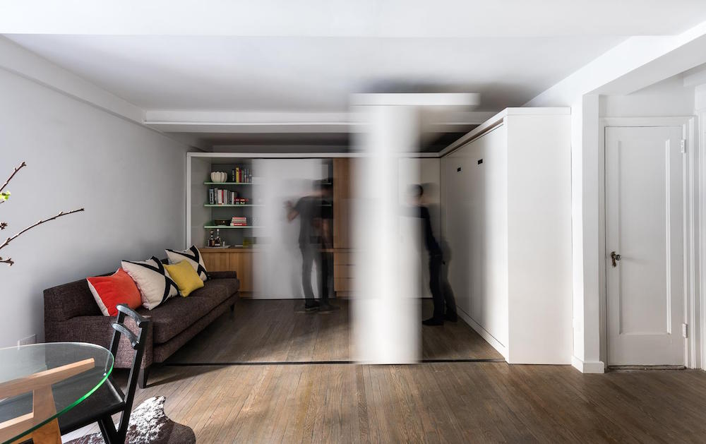 """""""5 to 1"""" Micro Apartment a Perfect 10"""