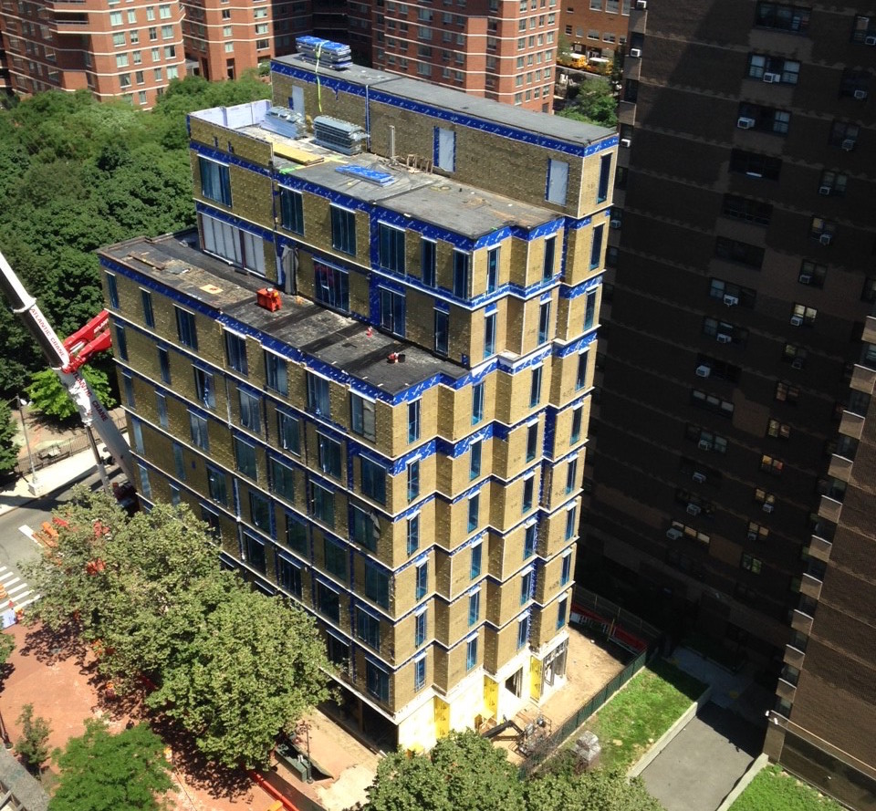 More Apartments Under Construction In Warner Center: NYC's First Micro-Apartment Building Is (Almost) Ready To