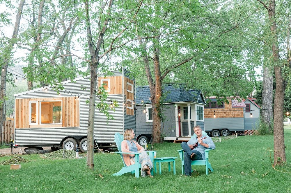 Test Drive Tiny Living at this Tiny House Hotel