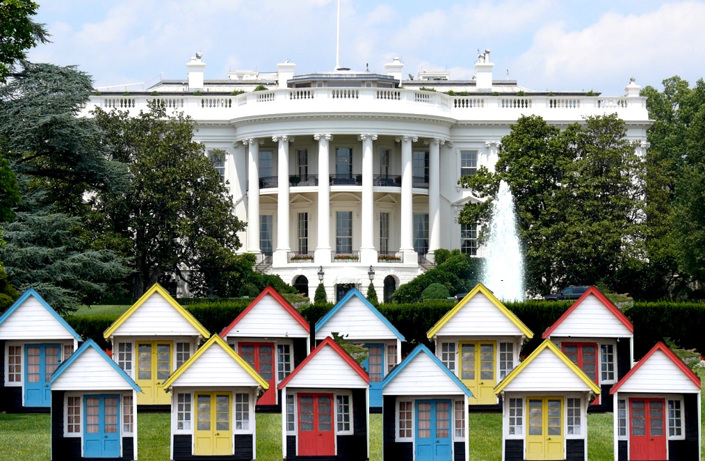 If elected sanders promises tiny house colony co housing for David sanders home designs