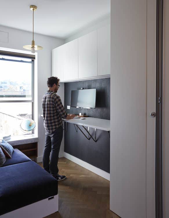 Minimalist Home Office Set Up Lifeedited