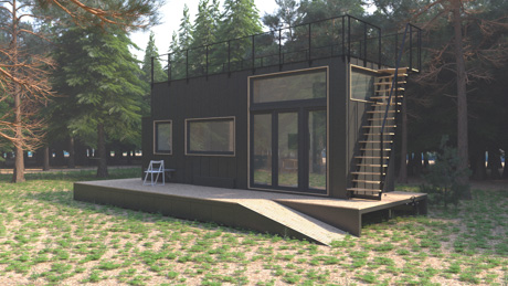 Vero Tiny House from Covo and LifeEdited