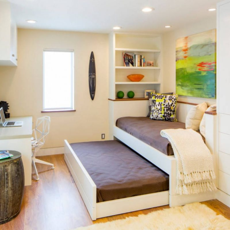 Small Space Solutions For Beds