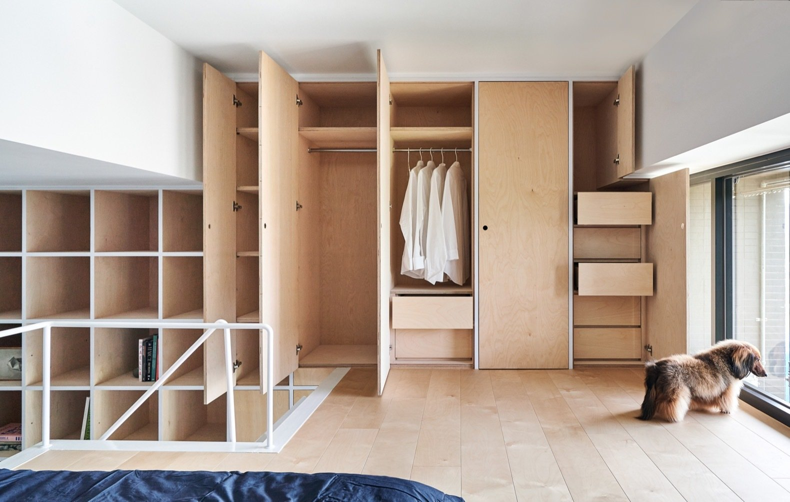 A Taipei Microapartment Inspired By Muji On A 35k Budget